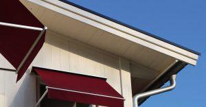 Fönstermiljö Markiser - Vi skräddarsyr utvändiga solskydd för alla lägen